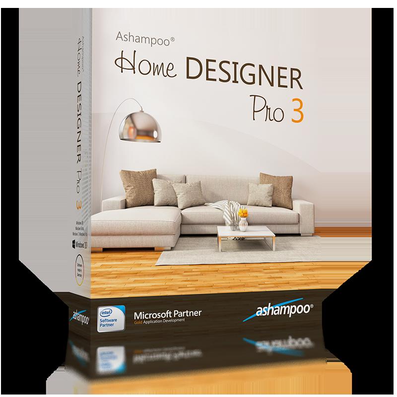 Free Ashampoo Home Designer Pro 3 (100% discount) | SharewareOnSale